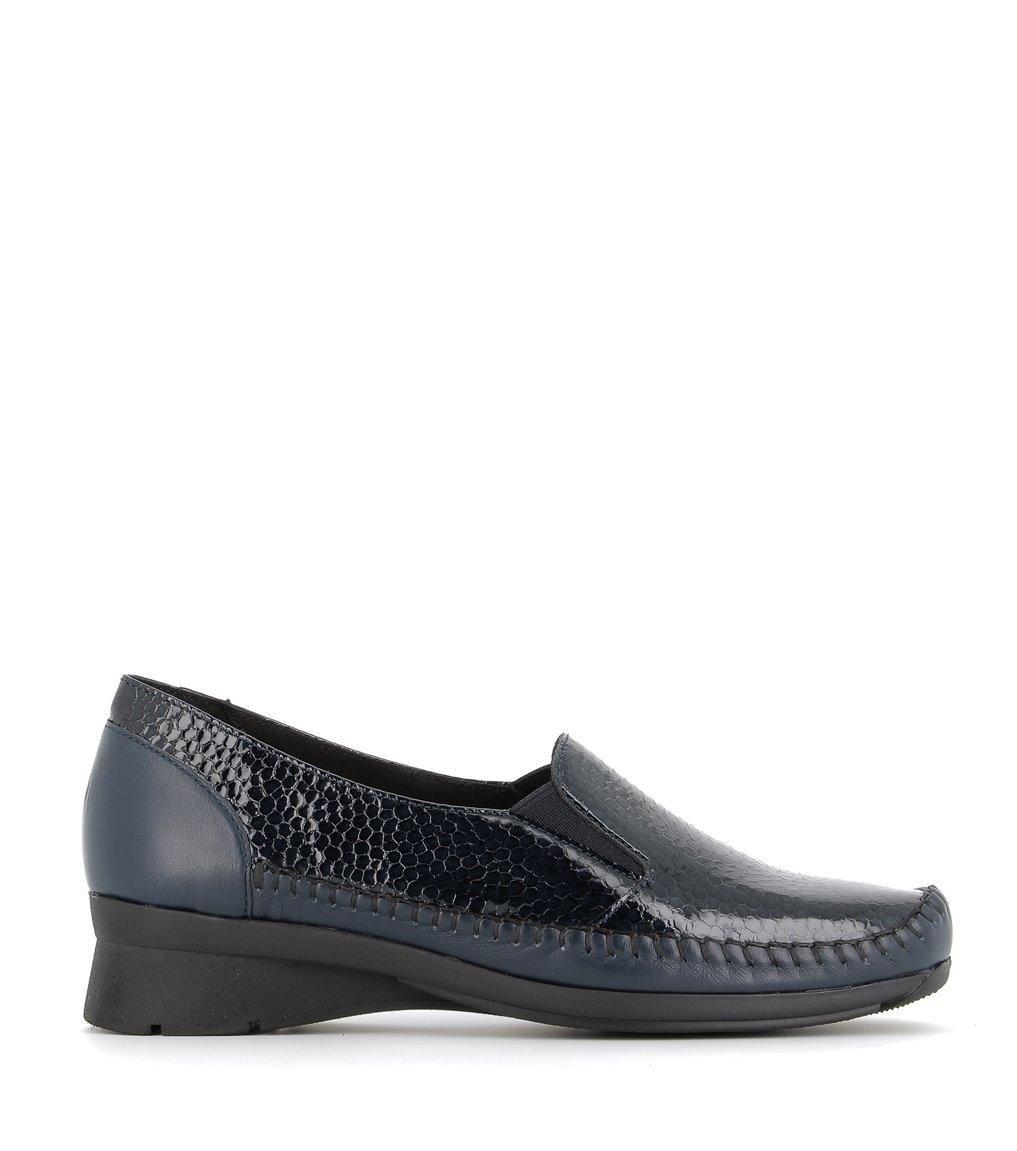 chaussures dandy marine