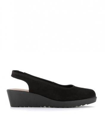 sandales bastide noir