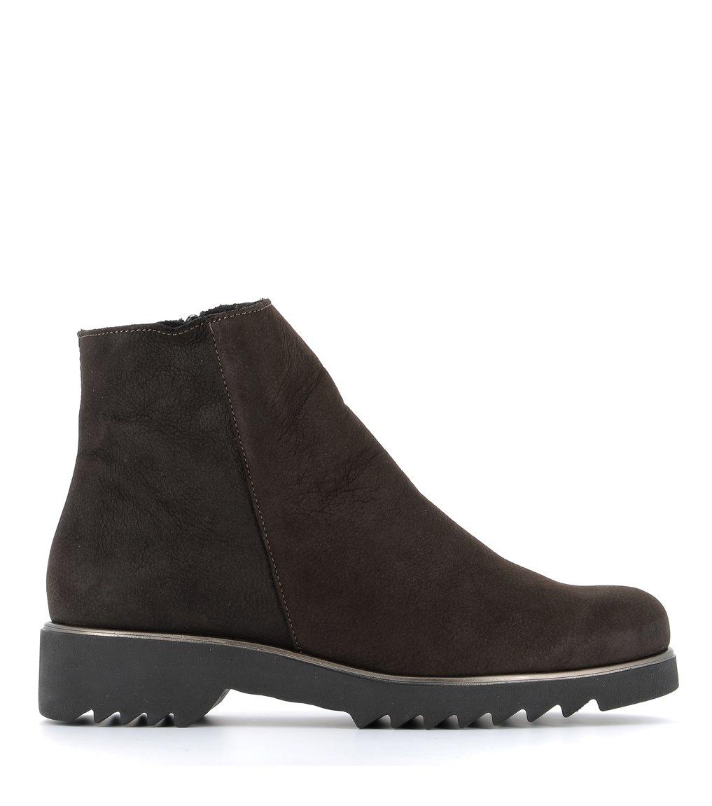 low boots olga ebene