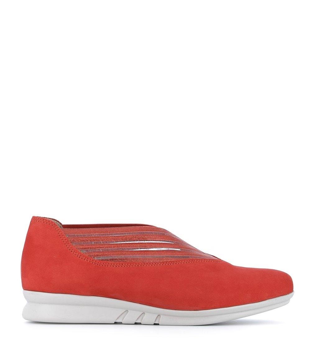 chaussures paquita corail
