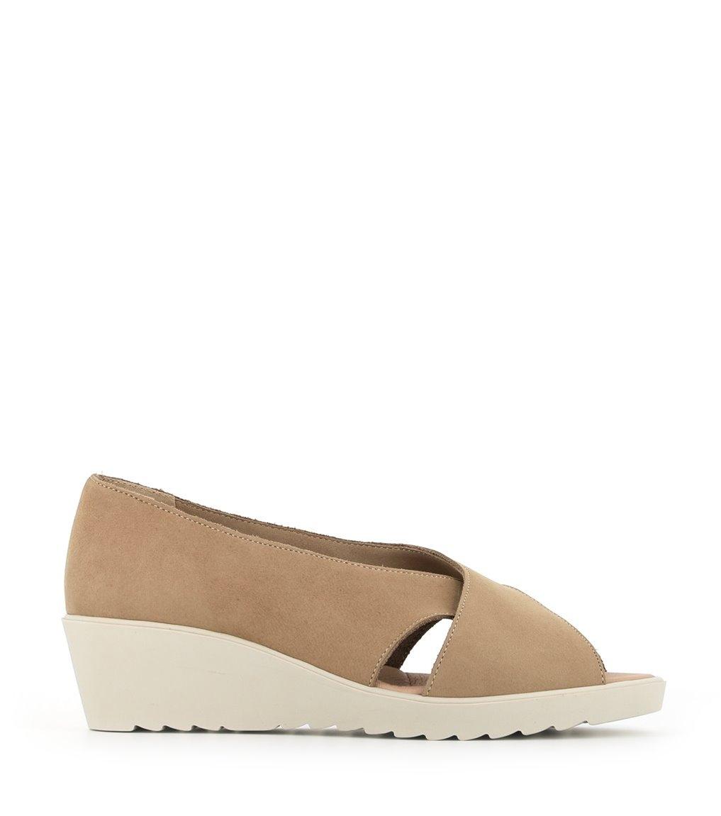 sandales bahamas beige