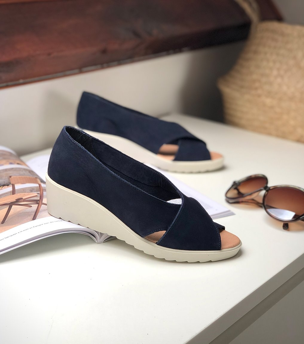 sandales bahamas marine