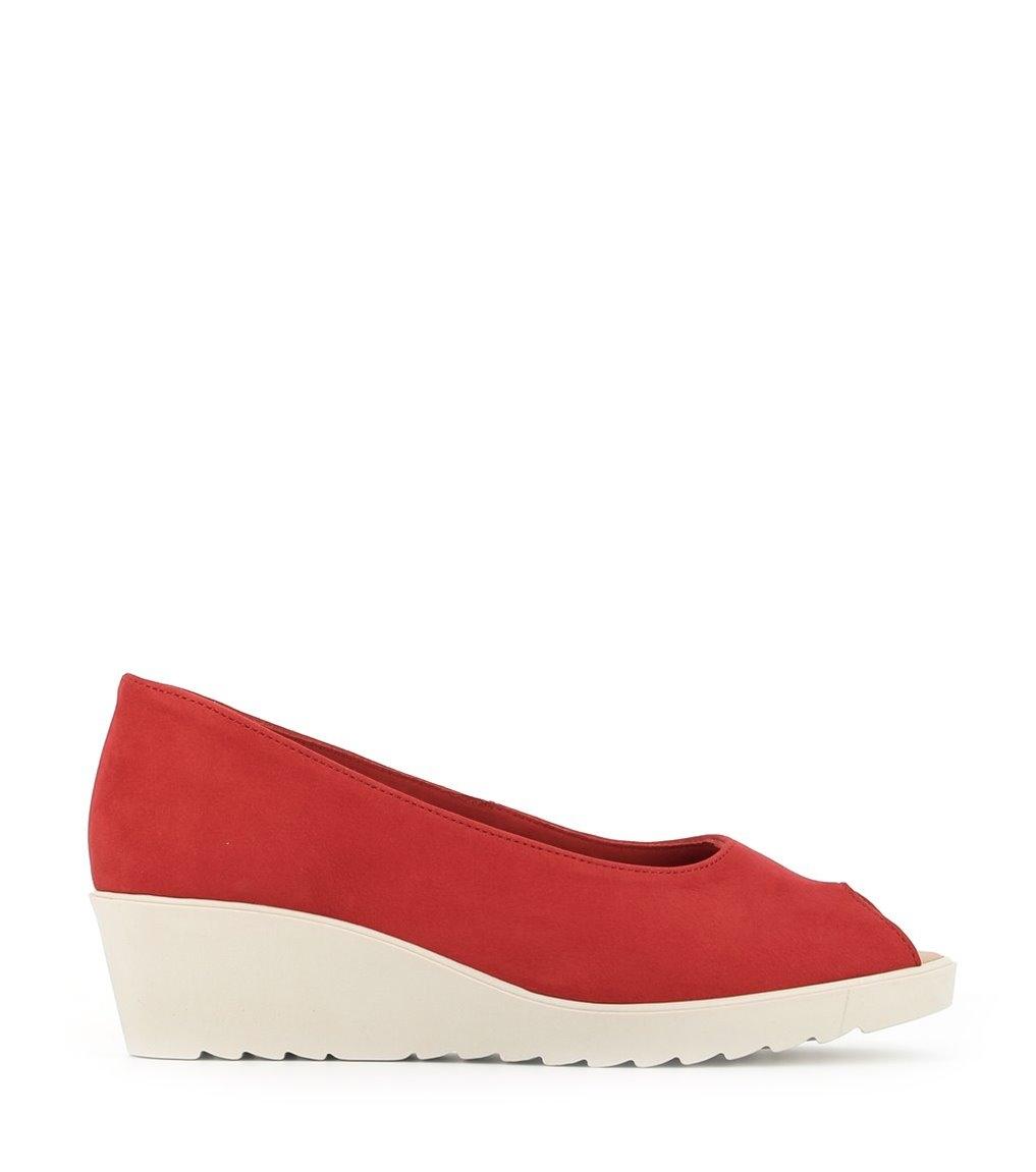 sandales bonnie corail
