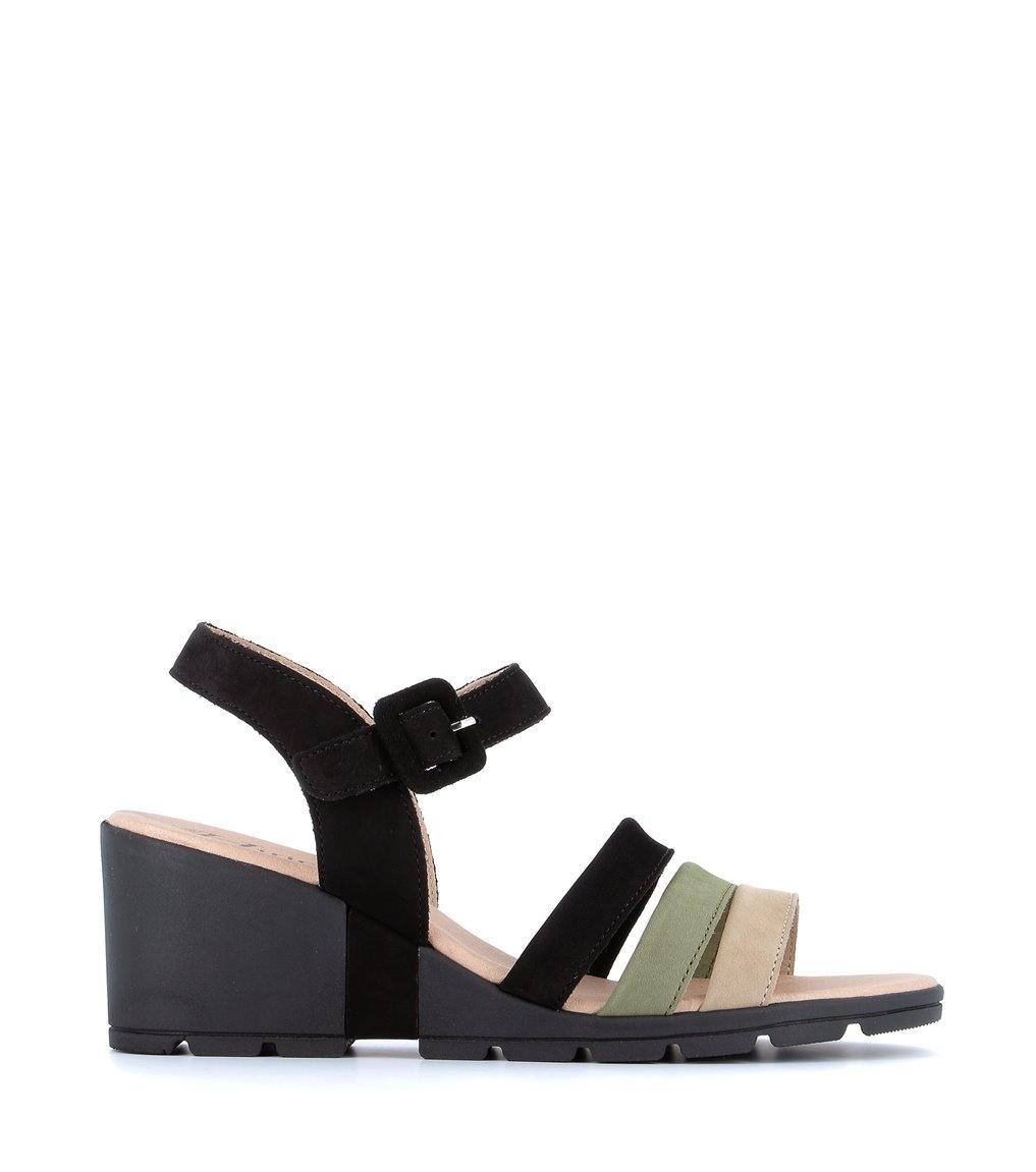 sandales natacha noir