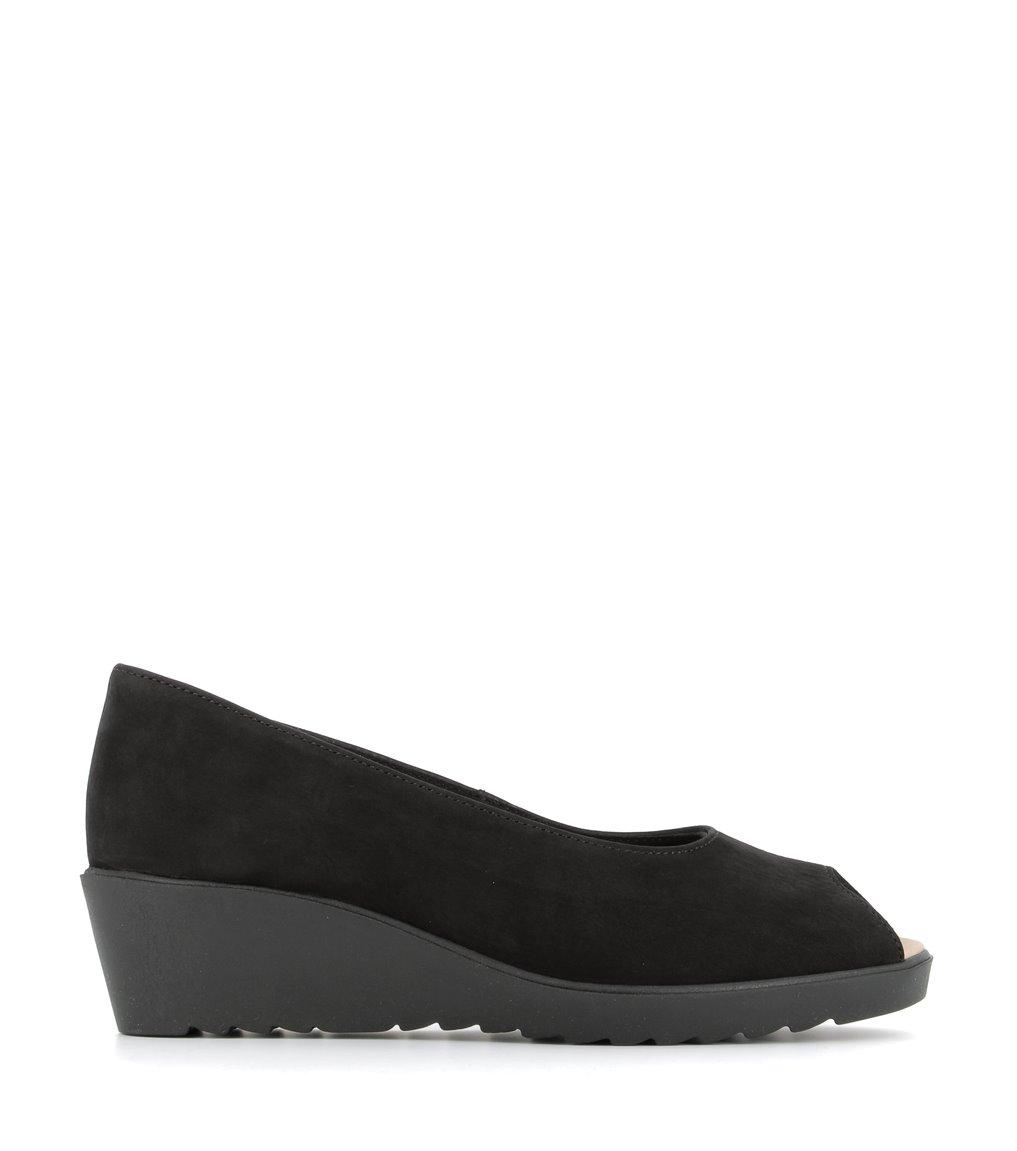sandals bonnie black