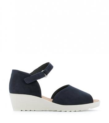 sandales brigitte marine