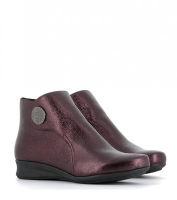 boots romarin prune