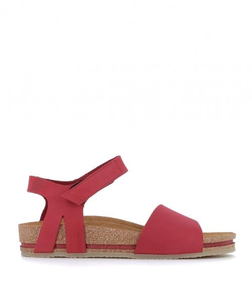 sandales jazz 65000 rouge