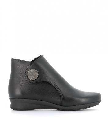 boots romarin noir