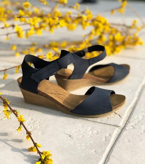 sandales lola 16431 bleu