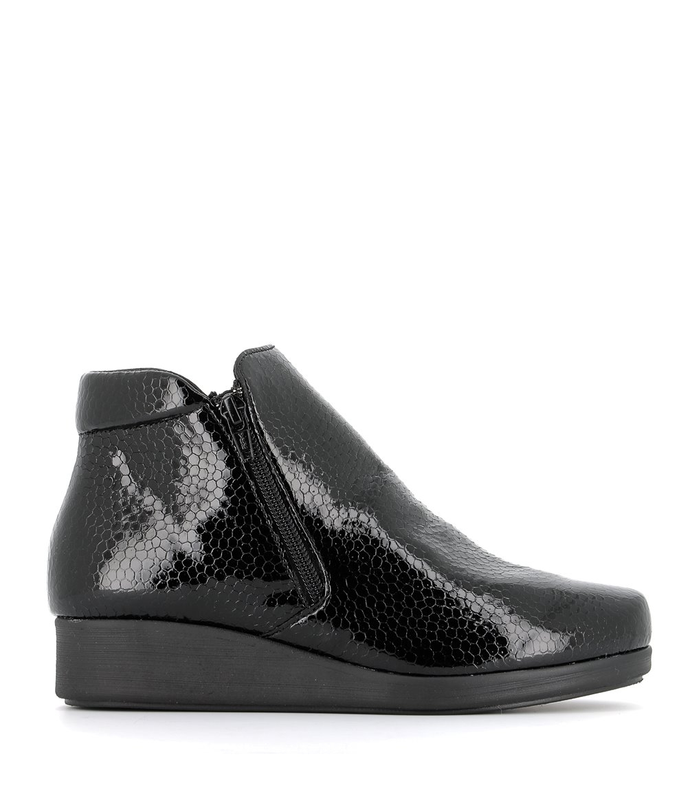 low boots bercy black