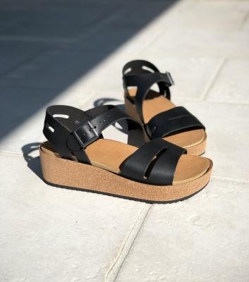 sandales samba 71941 noir