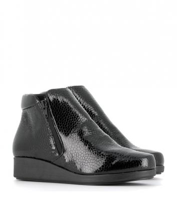 boots bercy noir
