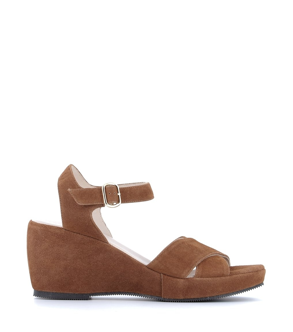wedges SD561 brandy