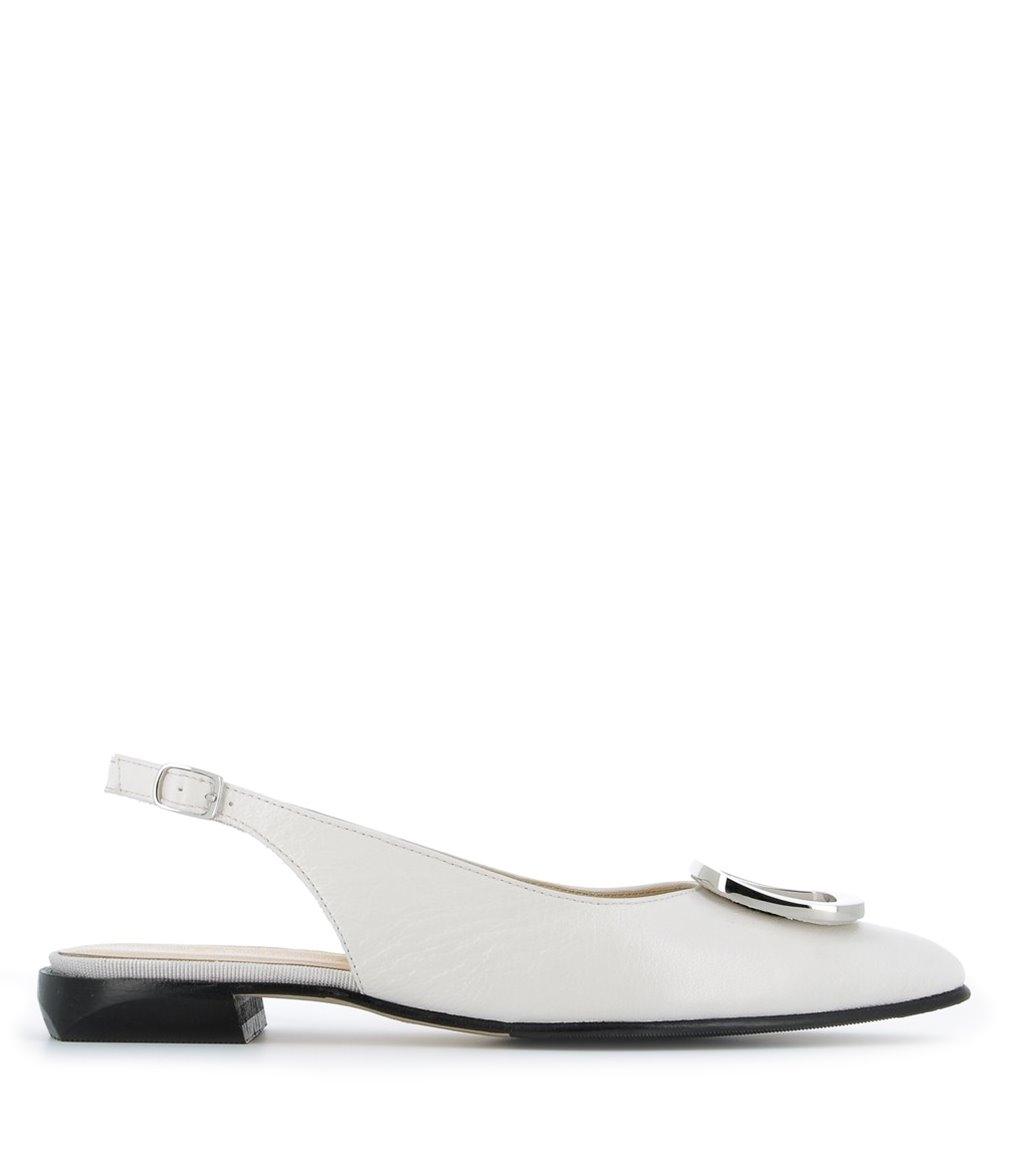 sandales 11559 bianco