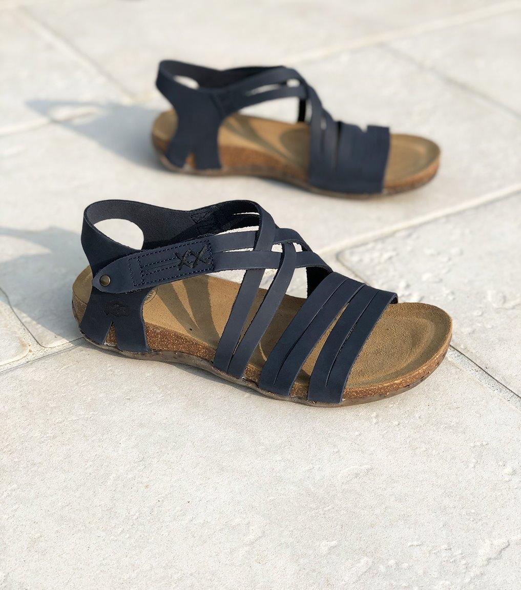 sandalias florida 31244 azul