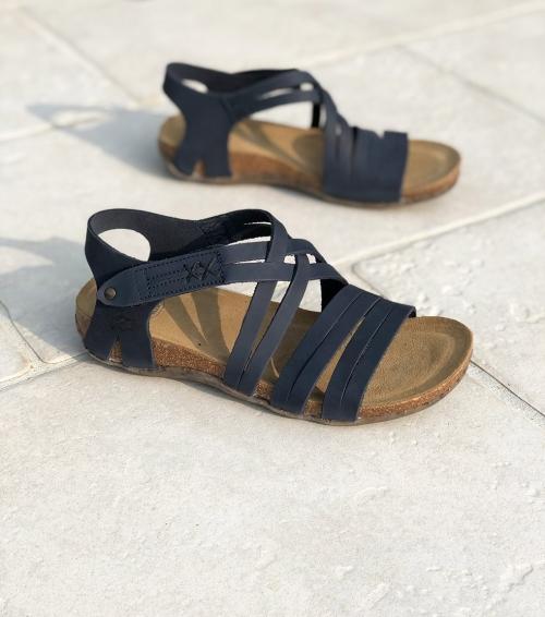 sandals florida 31244 blue