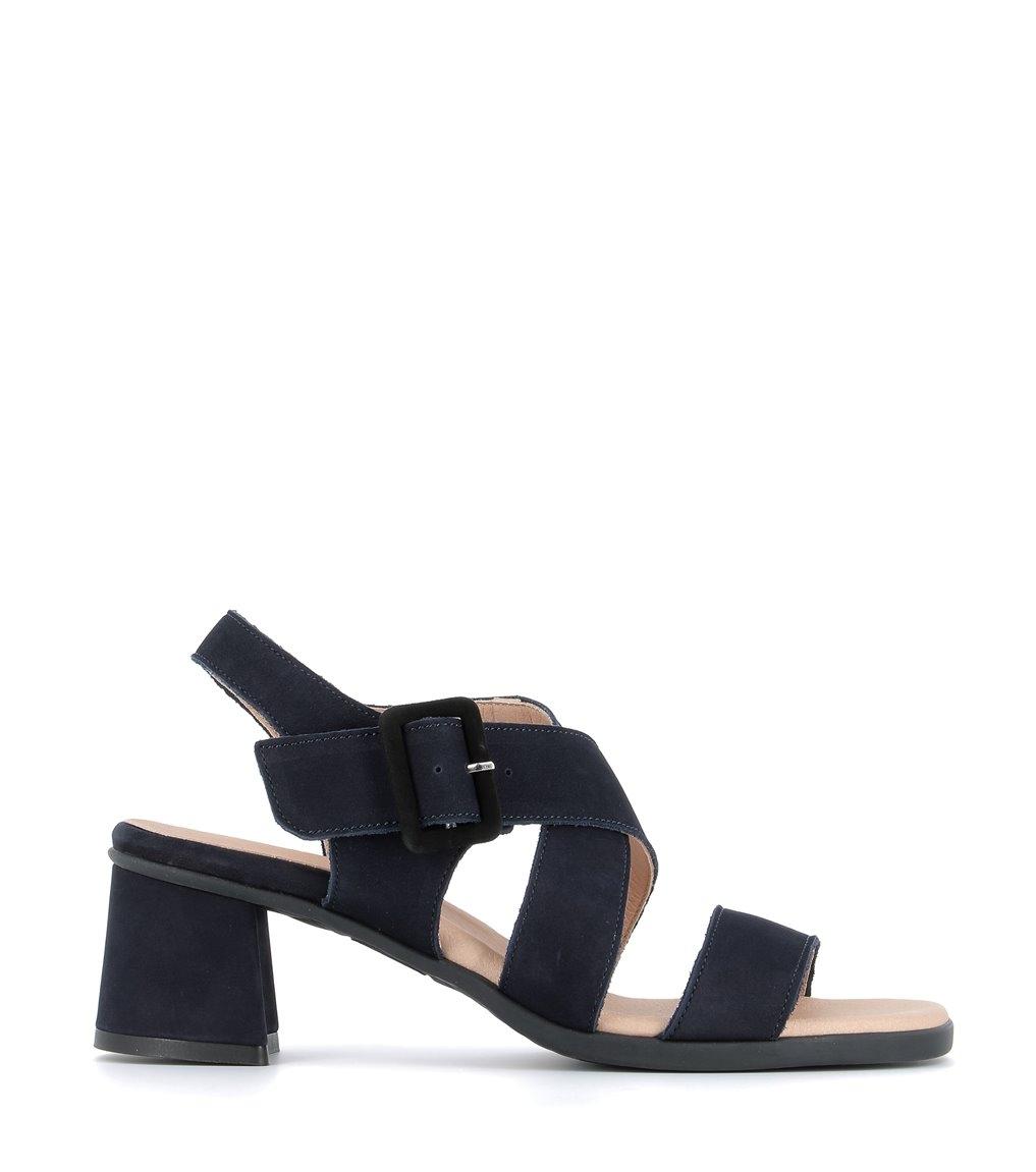 sandals albane marine