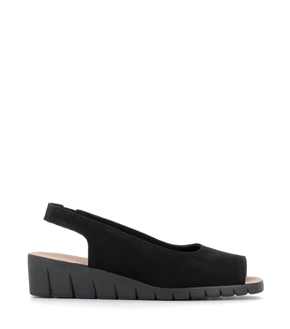 sandales sandy noir