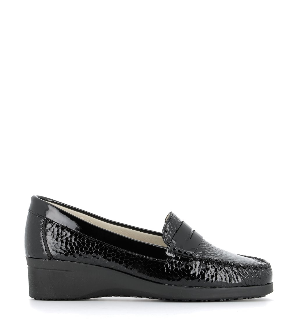 loafers jeanne black