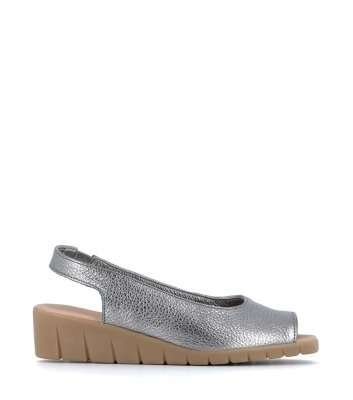 sandales sandy acier