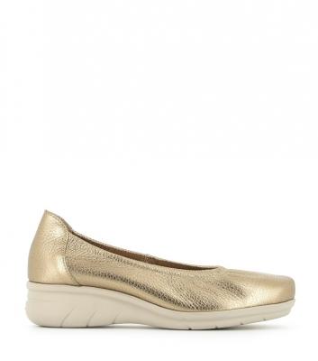 ballet flats dan platine