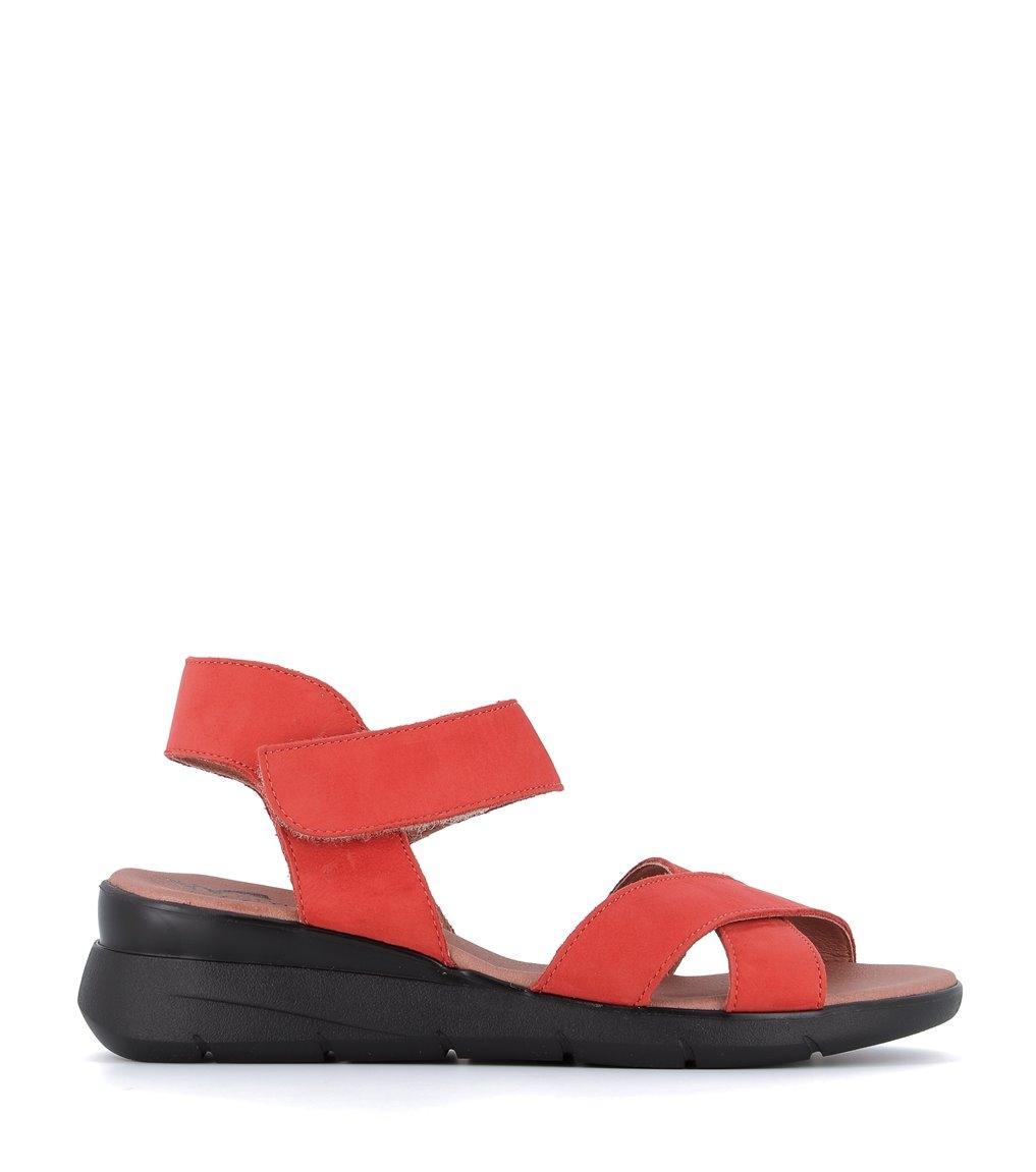 sandales honore corail