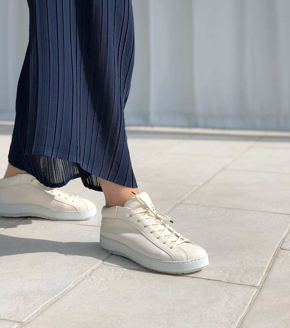 sneakers hop f white