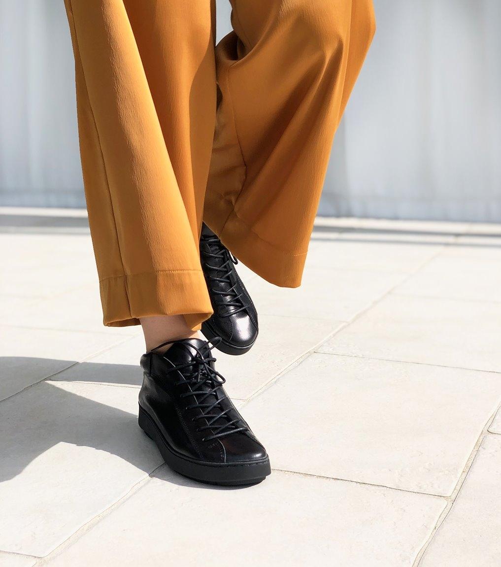 sneakers hop f black
