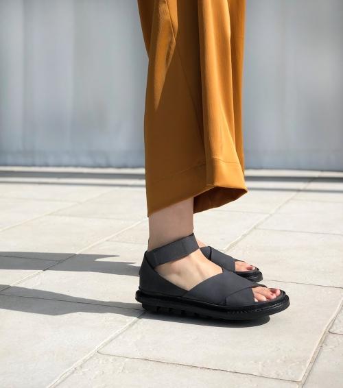 sandales lagos f gris