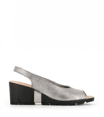 sandals cesar acier
