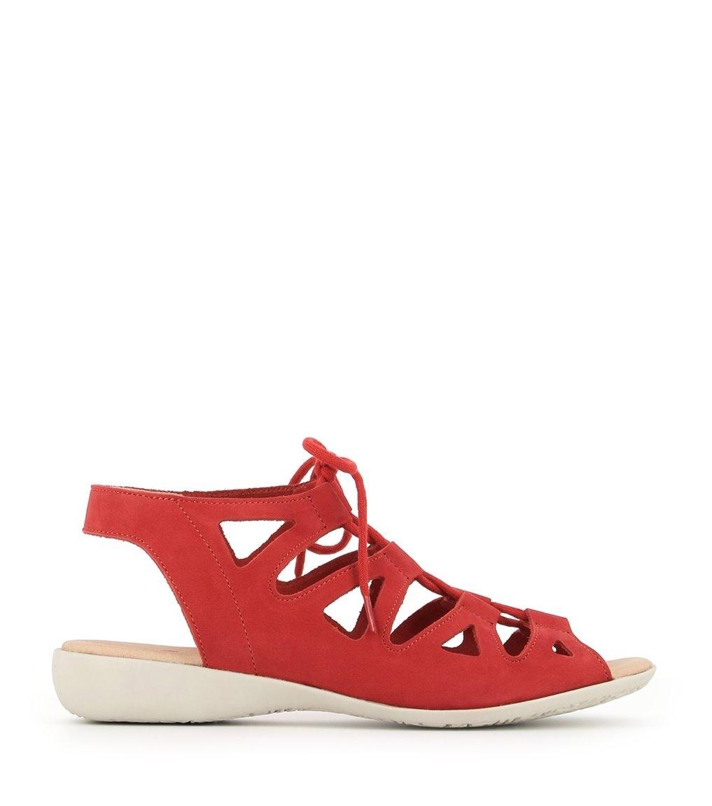 sandales laurette corail