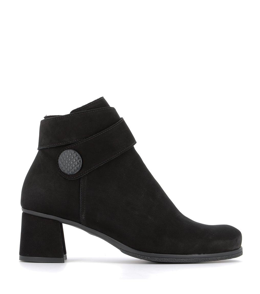 boots alix noir