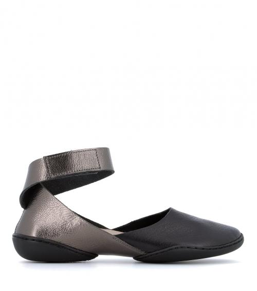 casual shoes combine f black