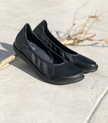 ballerinas natural 68303 black