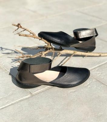 zapatos combine f negro