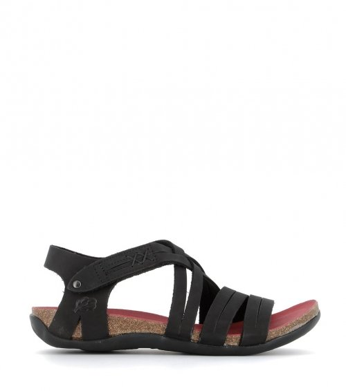 sandalias florida 31080 negro