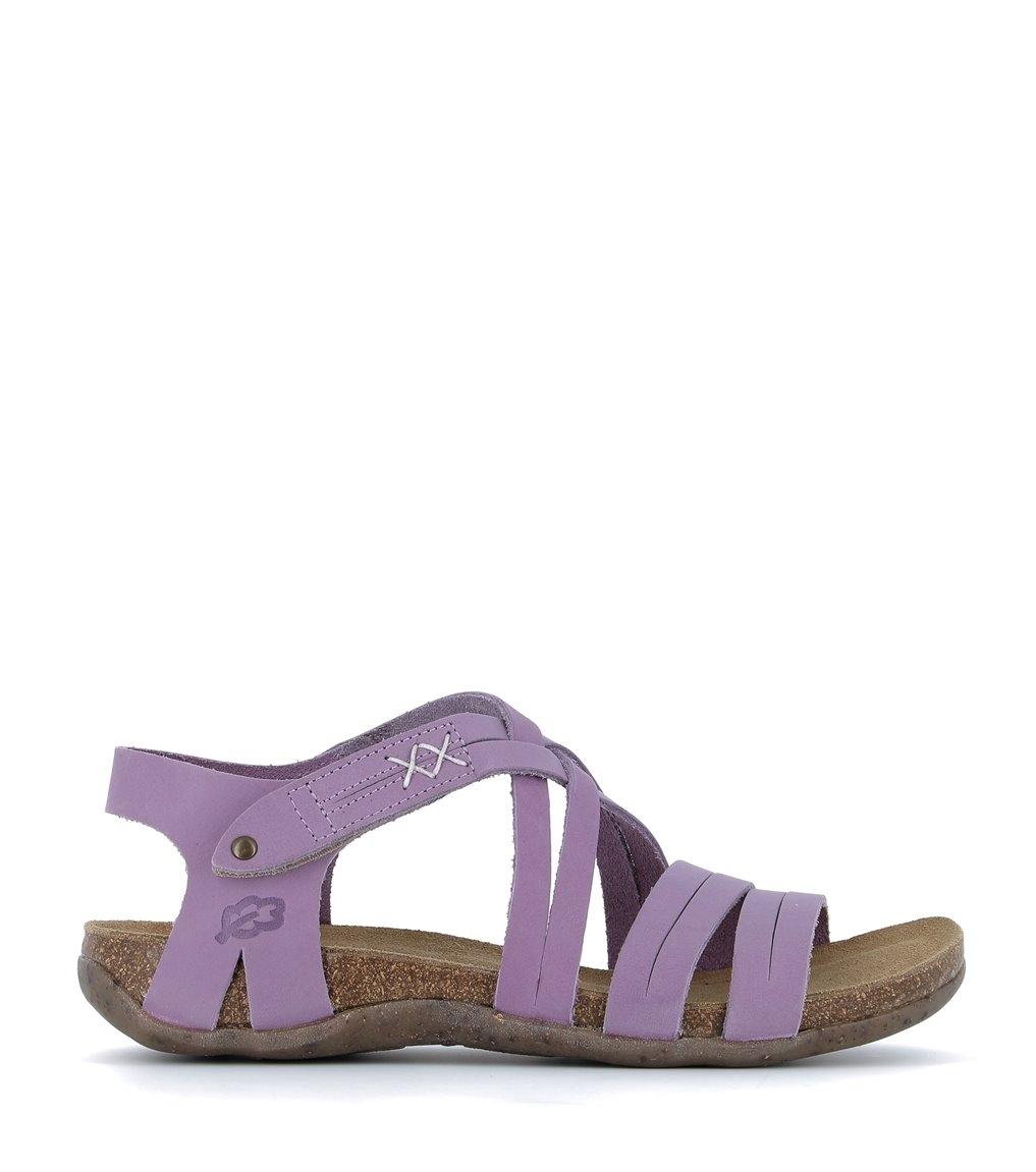 sandales florida 31244 lavandel
