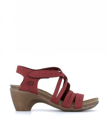 sandales next 52865 rouge