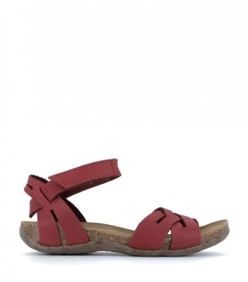 sandals florida 31740 red