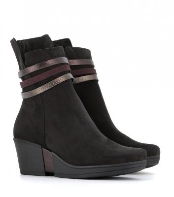 boots candice noir
