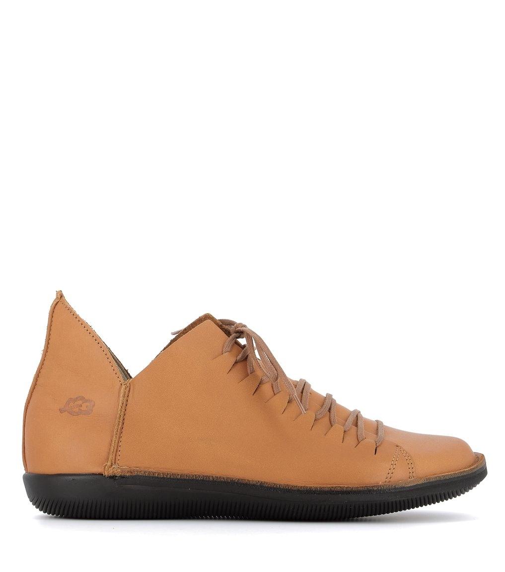 casual shoes natural 68066 cognac