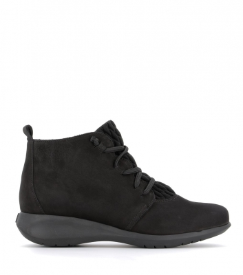 boots sidonie noir