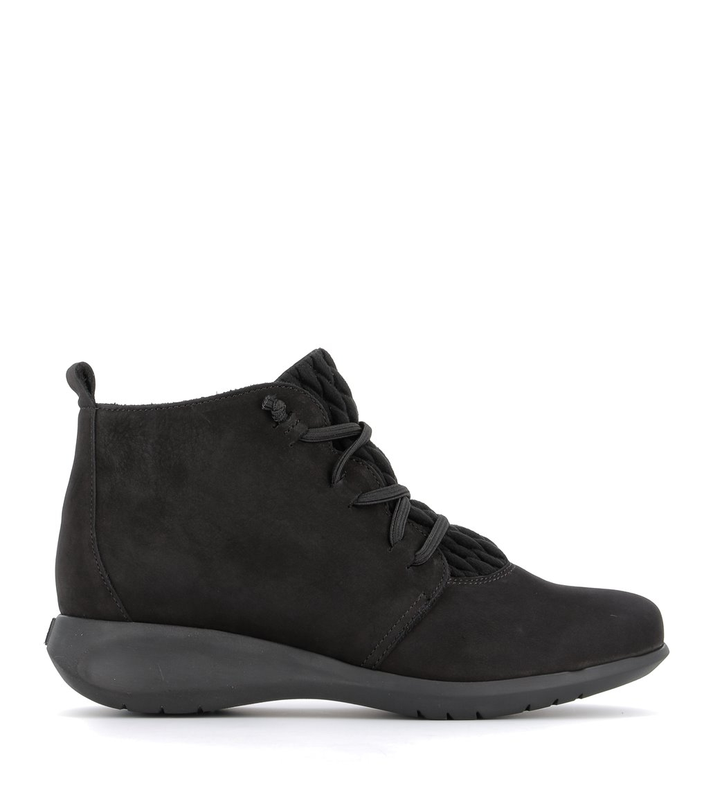 low boots sidonie black
