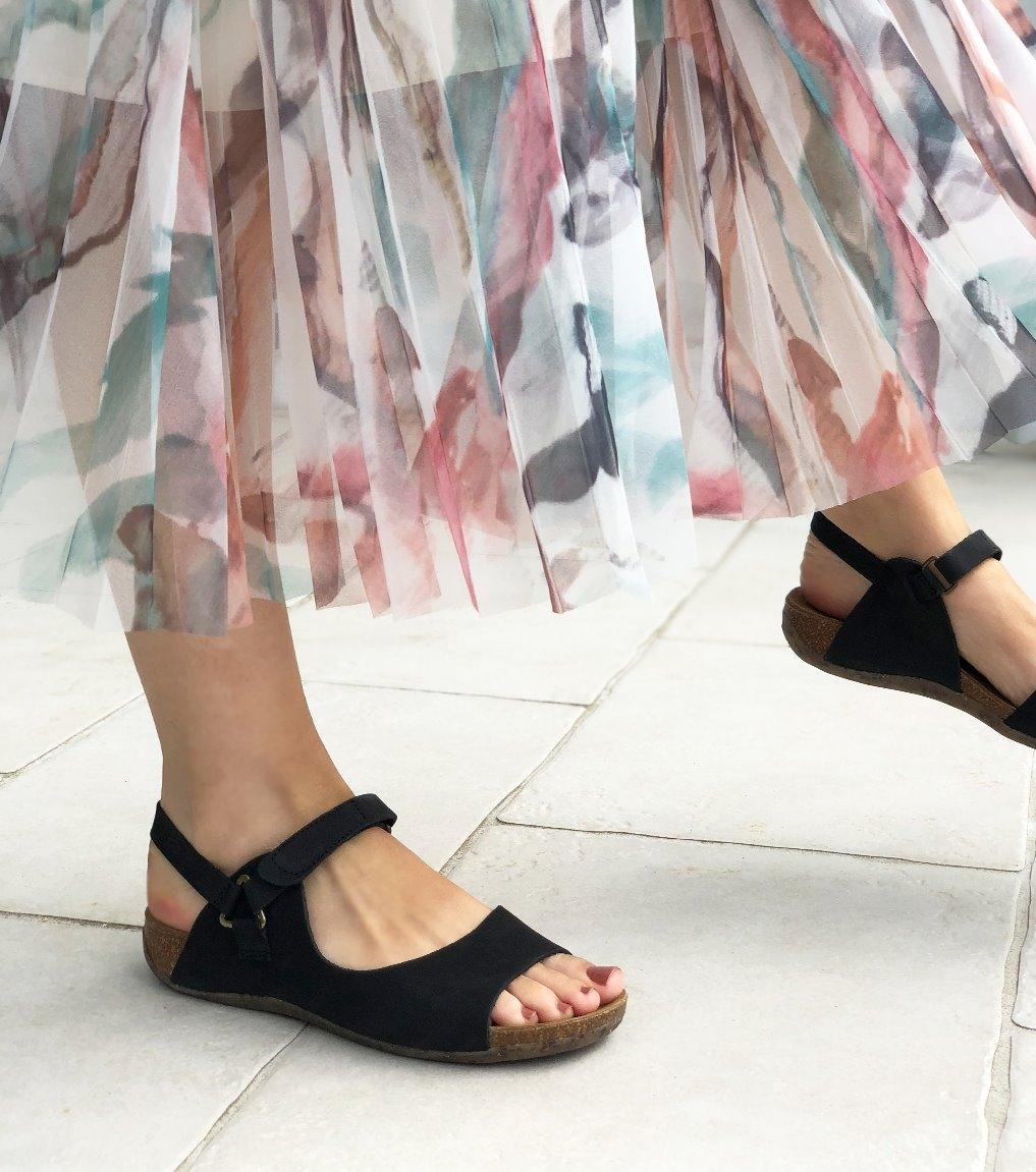 sandals florida 31087 black