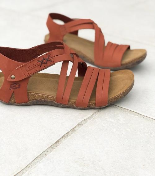 sandales florida 31244 brick