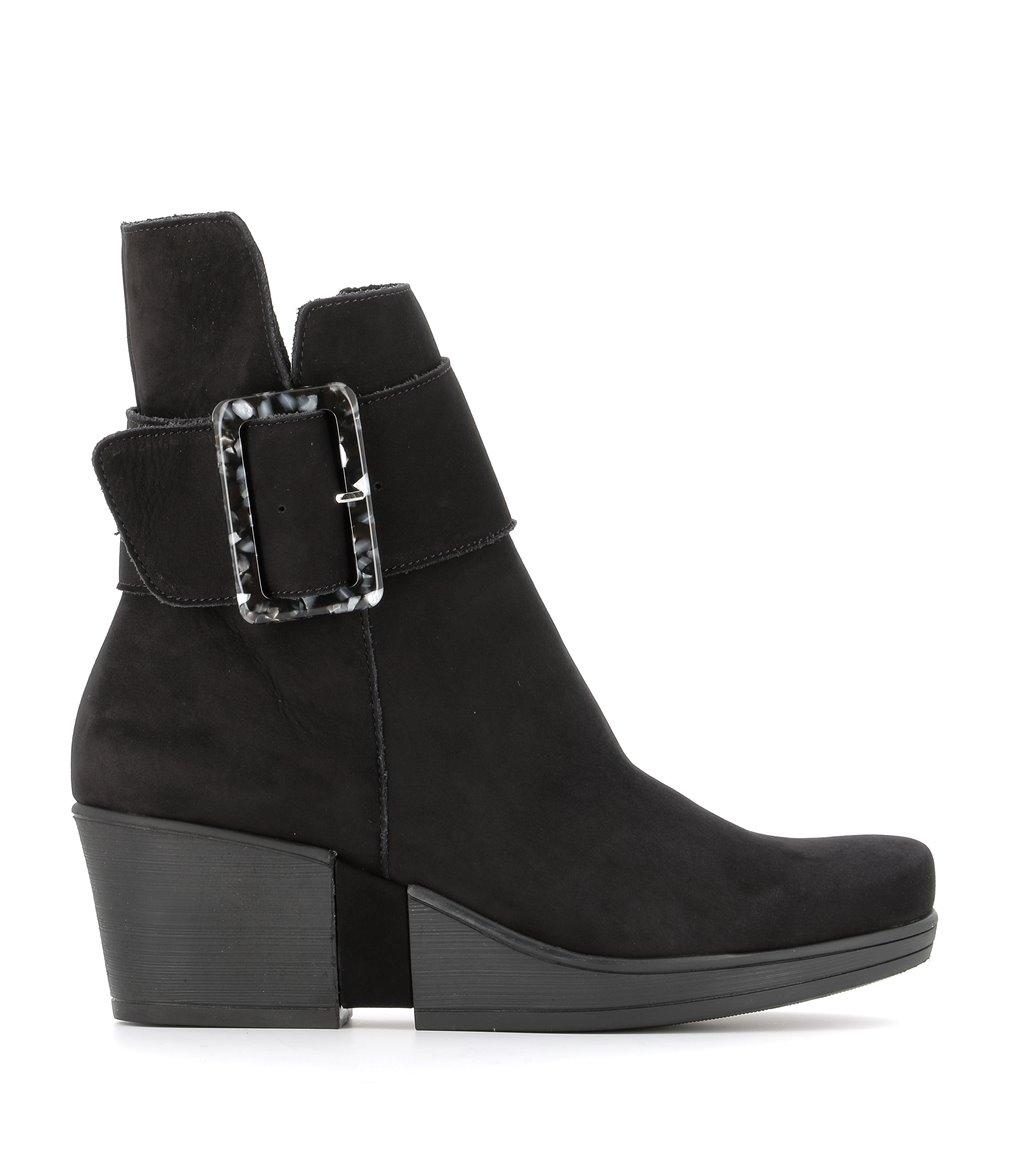botines chloe negro