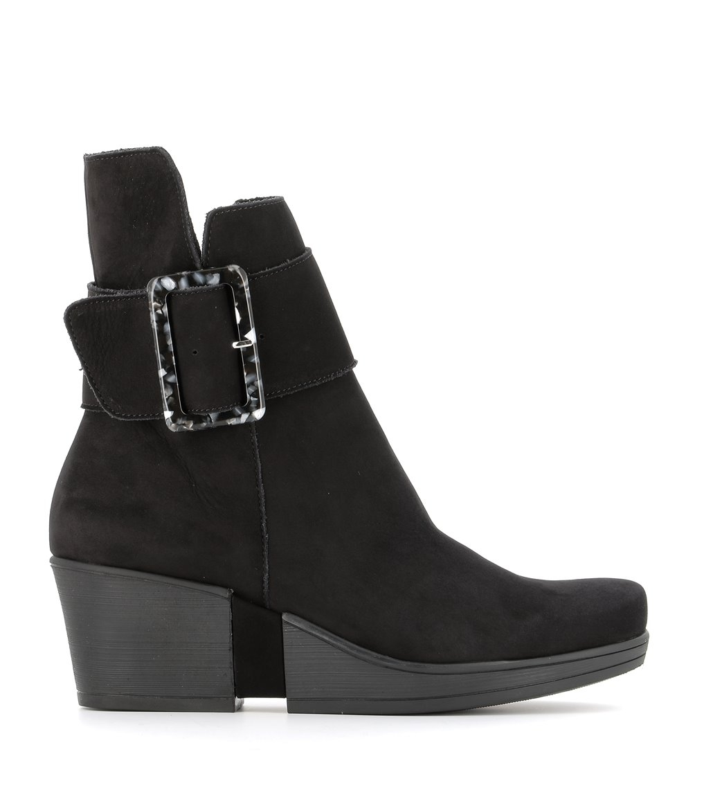 low boots chloe black