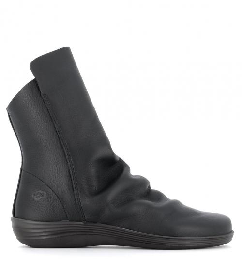 low boots circle 79005 black