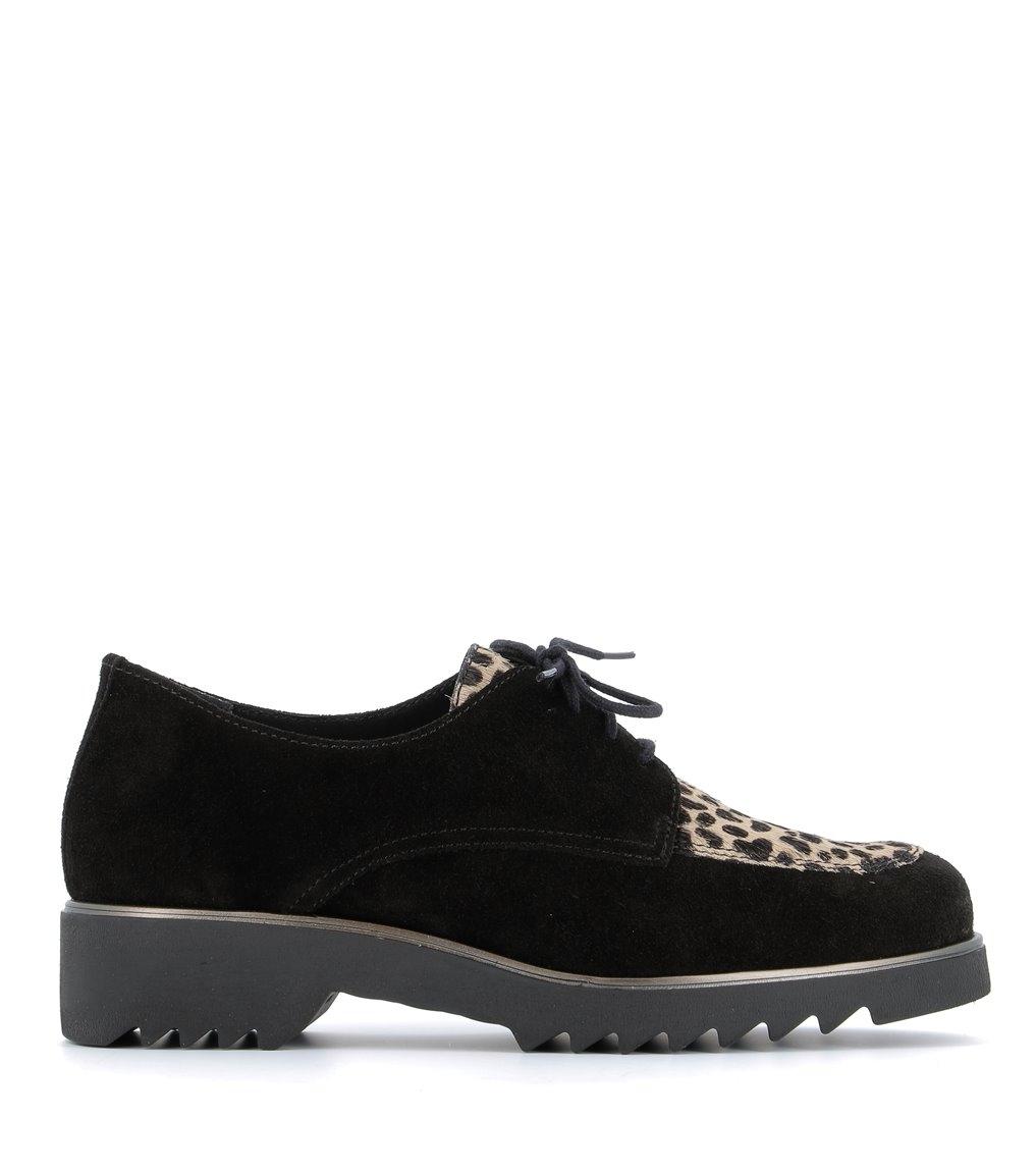 zapatos oceane negro leo